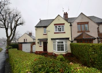 Thumbnail 3 bed semi-detached house for sale in Corker Road, Sheffield, South Yorkshire