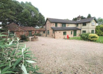 Thumbnail 4 bed semi-detached house for sale in Woodside Cottage, Grisby Lane, Burgh On Bain