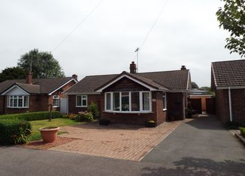 Thumbnail 3 bed bungalow to rent in Woodland Views, Marchington, Uttoxeter