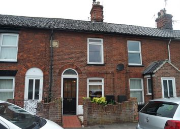 Thumbnail 2 bed terraced house for sale in Gresham Road, Beccles