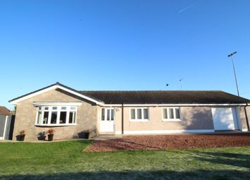 Thumbnail 4 bed detached bungalow for sale in Loanwath Road, Gretna