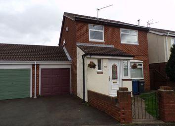 Thumbnail 3 bedroom detached house to rent in Sherburn Grange South, Jarrow