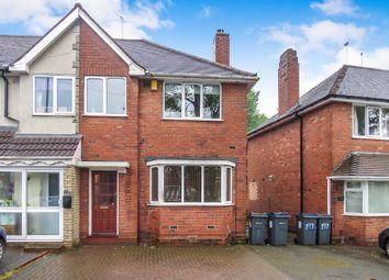 Thumbnail 3 bed end terrace house for sale in Thornbridge Avenue, Great Barr, Birmingham