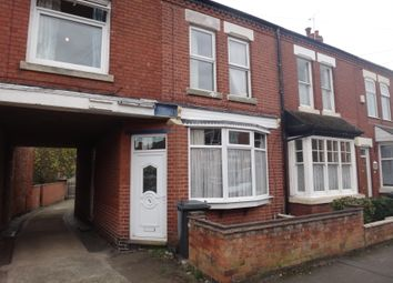 Thumbnail 3 bed end terrace house for sale in Lothair Road, Aylestone, Leicester