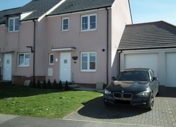 Thumbnail 3 bed end terrace house for sale in Kimlers Way, East Looe