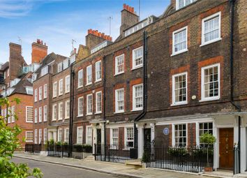 Cowley Street, Westminster SW1P. 4 bed terraced house