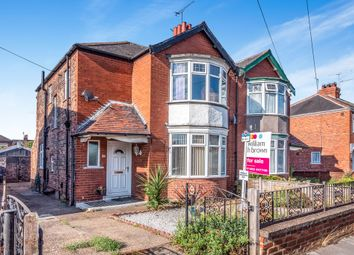 Thumbnail 3 bed semi-detached house for sale in Riversdale Road, Hull