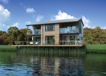 Thumbnail 3 bed detached house for sale in Waters Edge, South Cerney, Cirencester, Gloucestershire