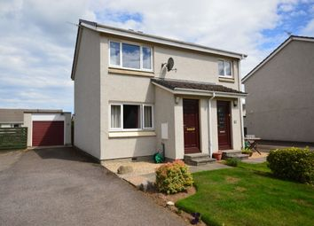 Thumbnail 2 bed flat for sale in Oakdean Place, Nairn