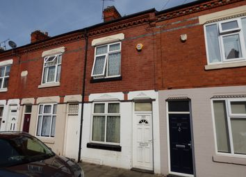 Thumbnail 3 bed terraced house for sale in Tudor Road, Leicester