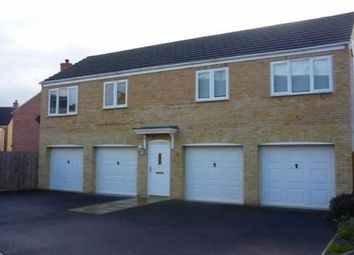 Thumbnail 2 bed flat to rent in Howell Drive, Sapley, Huntingdon