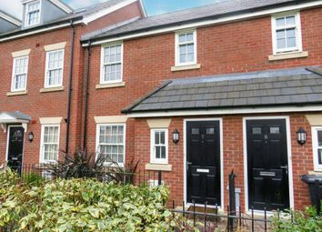 Thumbnail 3 bedroom terraced house for sale in St. Edmunds Court, Wymondham