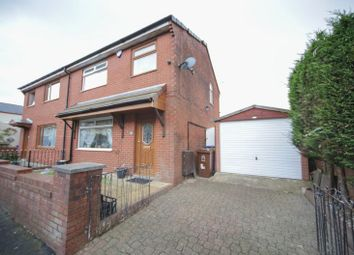 Thumbnail 3 bed semi-detached house for sale in Lodge Street, Accrington