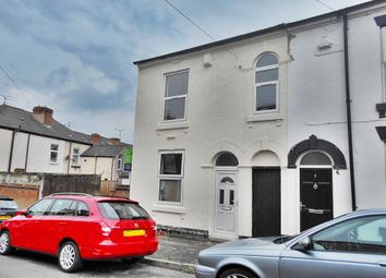 Thumbnail 3 bedroom end terrace house for sale in Bedford Street, Stockbrook, Derby
