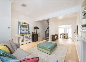 Thumbnail 3 bedroom terraced house for sale in Seymour Walk, London