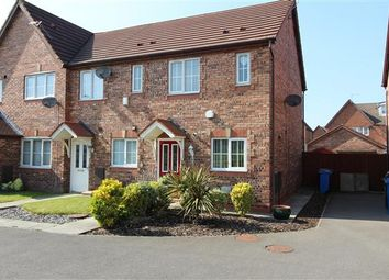 Thumbnail 2 bed town house for sale in O'connor Grove, Kirkby, Liverpool