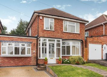 Thumbnail 4 bed detached house for sale in Chorley Wood Road, Evington
