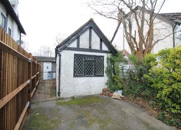 Thumbnail 1 bed bungalow for sale in The Bridle Road, Purley, Surrey, .