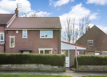 Thumbnail 3 bed end terrace house for sale in Tarvin Avenue, Stockport