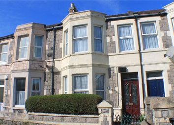 Thumbnail 3 bedroom terraced house for sale in Weston-Super-Mare, North Somerset