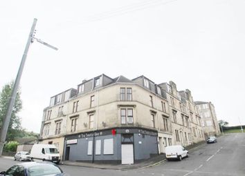 Thumbnail 1 bed flat for sale in 10, Hay Street, Flat 2-2, Greenock, Inverclyde PA154Ba