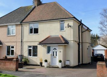 Thumbnail 3 bedroom semi-detached house for sale in Blighmont Crescent, Southampton