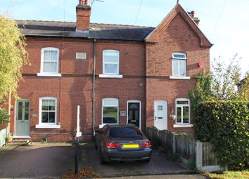 Thumbnail 2 bed town house for sale in Doles Lane, Findern, Derbyshire