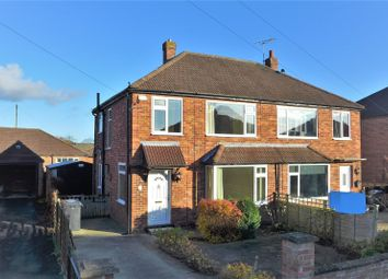 Thumbnail 3 bed semi-detached house for sale in Whitcliffe Grove, Ripon