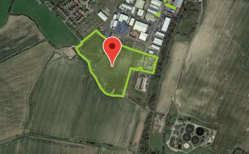 Thumbnail Land for sale in Mountfield Road, Mountfield Ind Estate