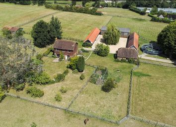 Thumbnail 3 bed detached house for sale in Bury Common, Bury, Pulborough