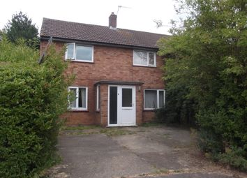 Thumbnail 4 bed terraced house to rent in Blackthorne Close, Hatfield