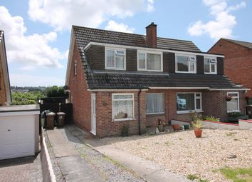 Thumbnail 3 bed semi-detached house for sale in Rashleigh Avenue, Plympton, Plymouth