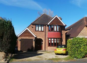 Thumbnail 3 bed detached house for sale in Hathaway Road, Four Oaks, Sutton Coldfield