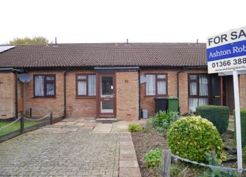 Thumbnail 1 bedroom terraced bungalow for sale in Launditch Crescent, Downham Market