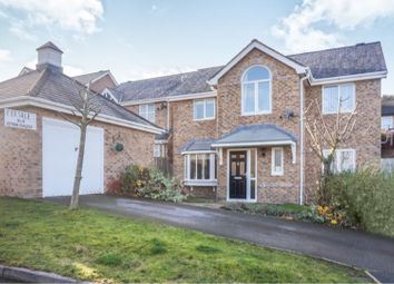 Thumbnail 4 bed detached house for sale in Yr Aber, Holywell