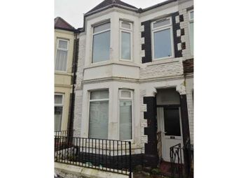 Thumbnail 5 bed terraced house for sale in Dogfield Street, Cathays, Cardiff