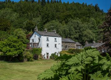 Thumbnail 5 bed detached house for sale in Force Forge House, Satterthwaite, Ulverston, Cumbria