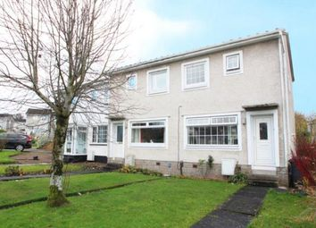 Thumbnail 2 bed end terrace house for sale in Culzean Crescent, Newton Mearns, East Renfrewshire