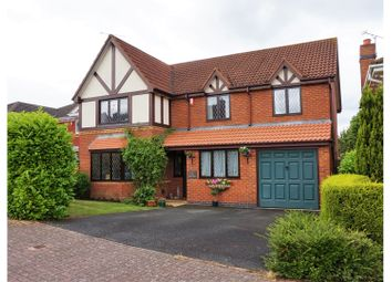 Thumbnail 5 bedroom detached house for sale in Cobden Avenue, Worcester