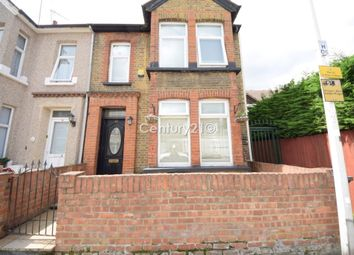 Thumbnail 3 bed end terrace house for sale in Harpour Road, Barking