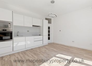 Thumbnail 1 bed flat for sale in Ground Floor Flat, Belsize Road, London