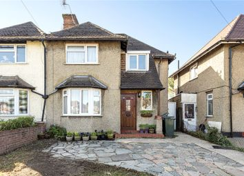 Thumbnail 3 bed semi-detached house for sale in Tudor Way, Mill End, Rickmansworth, Hertfordshire