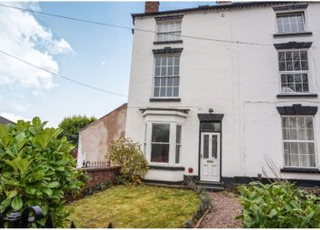 Thumbnail 3 bed terraced house for sale in Station Road, Telford