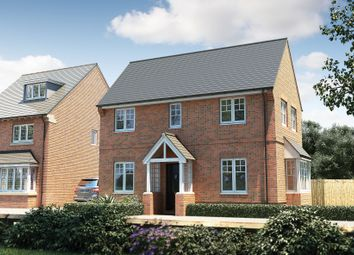 """Thumbnail 3 bed detached house for sale in """"The Staunton"""" at Marton Road, Long Itchington, Southam"""