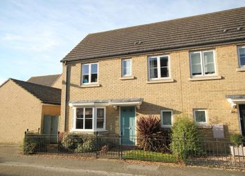 Thumbnail 4 bedroom end terrace house for sale in Chelmer Way, Ely