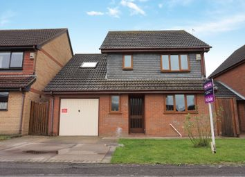 Thumbnail 4 bed detached house for sale in Drury Lane, New Waltham, Grimsby