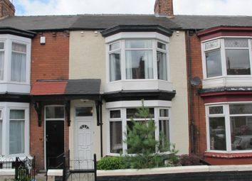 Thumbnail 3 bed terraced house for sale in Ayresome Park Road, Linthorpe, Middlesbrough