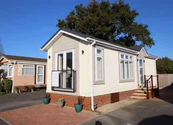 Thumbnail 1 bed mobile/park home for sale in Milton Green, Christchurch Road, New Milton