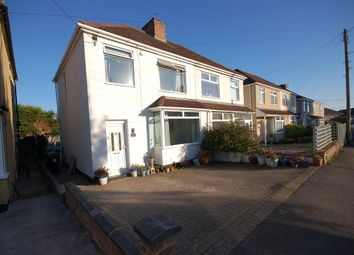 Thumbnail 3 bed semi-detached house for sale in Counterpool Road, Bristol