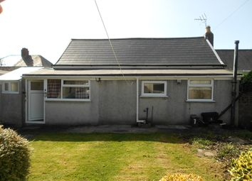 Thumbnail 2 bed bungalow to rent in West Road, Porthcawl